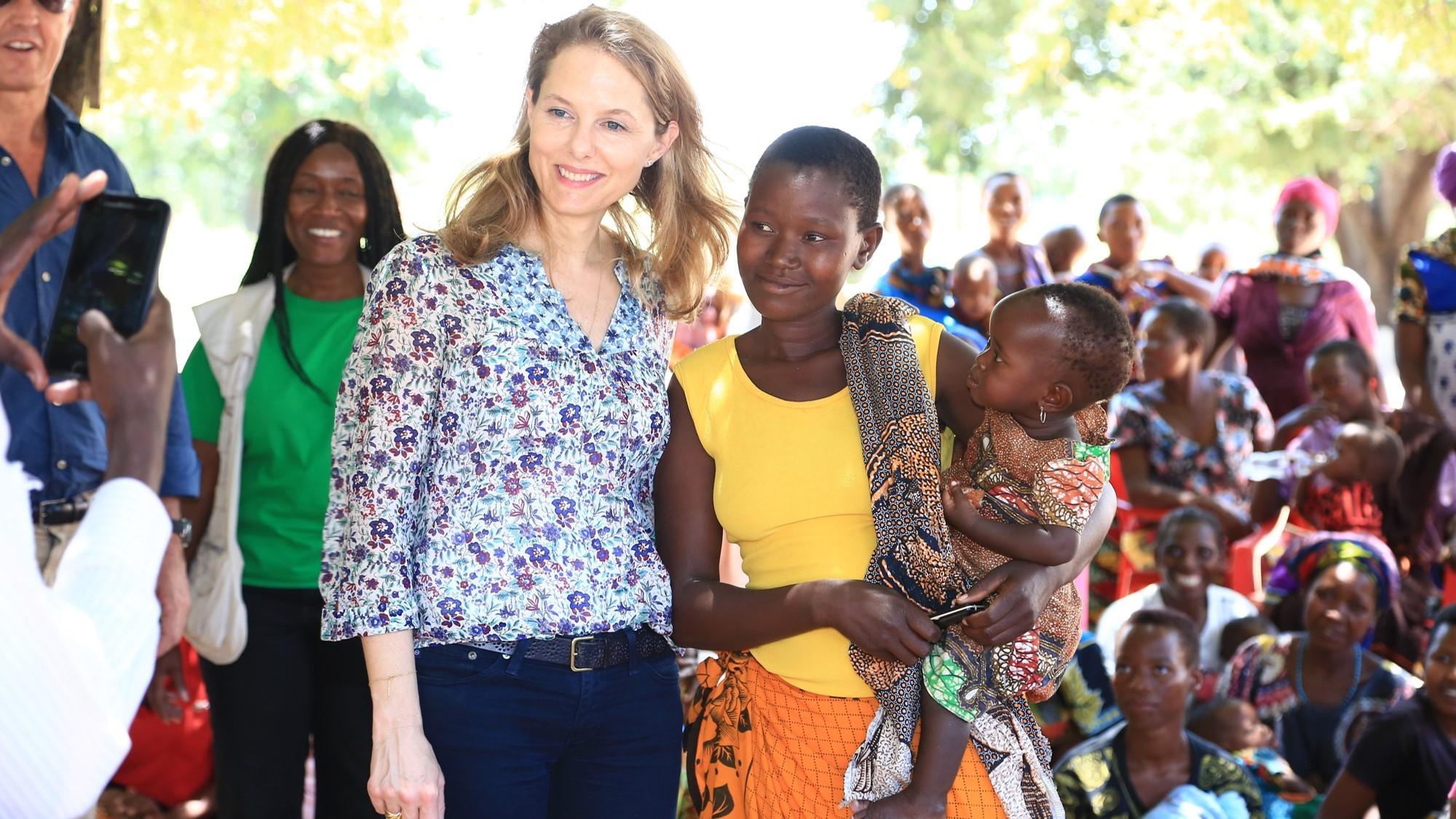 Her Royal Highness Princess Sarah Zeid