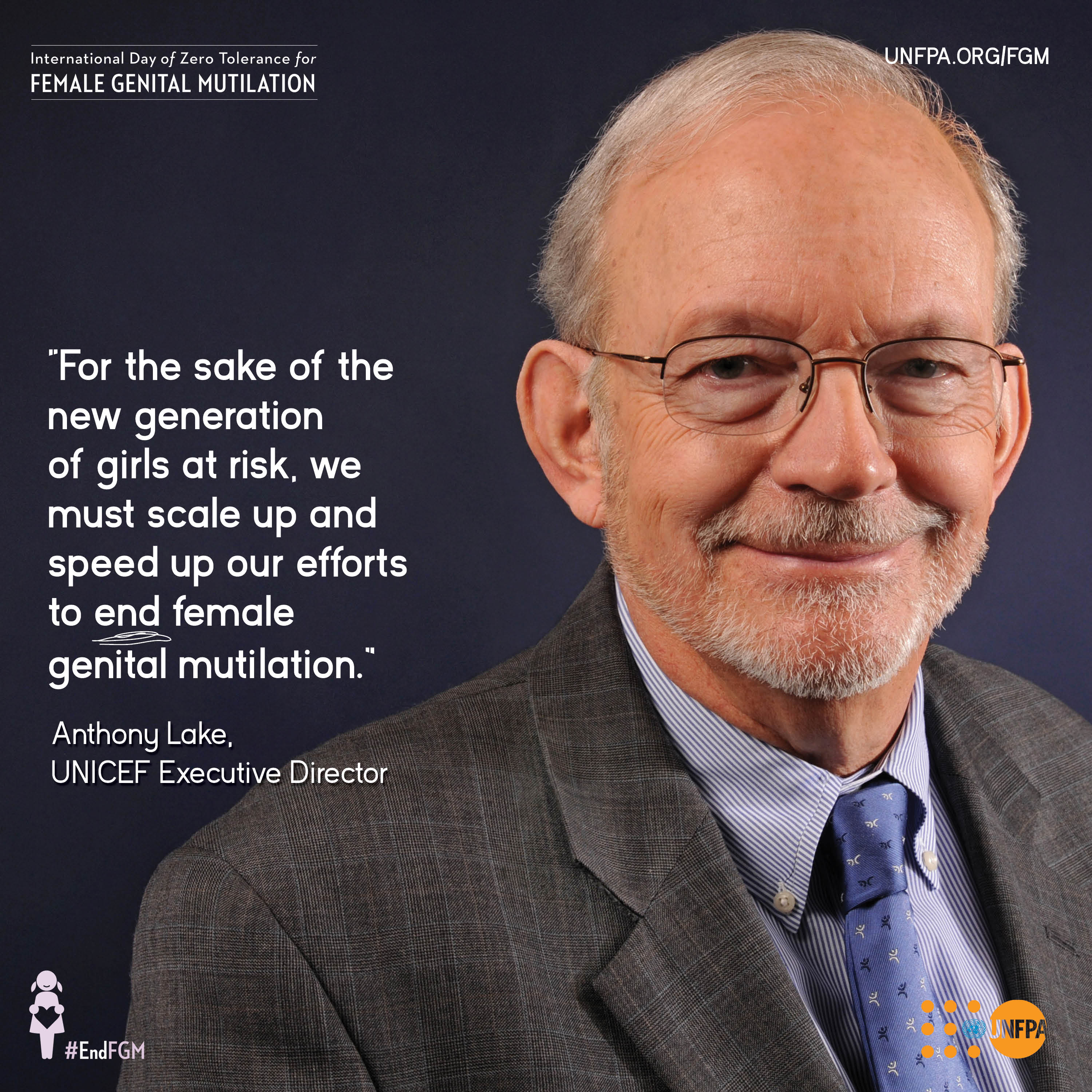 We must put an end to FGM