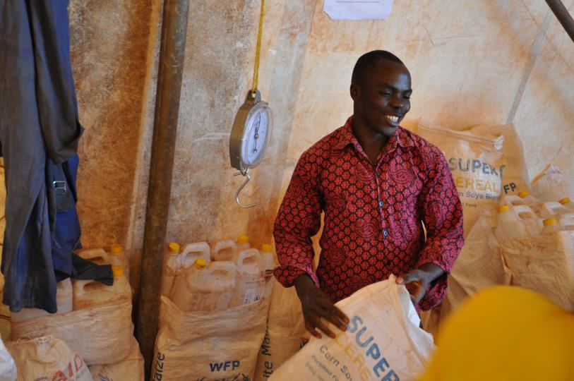 WFP food assistance