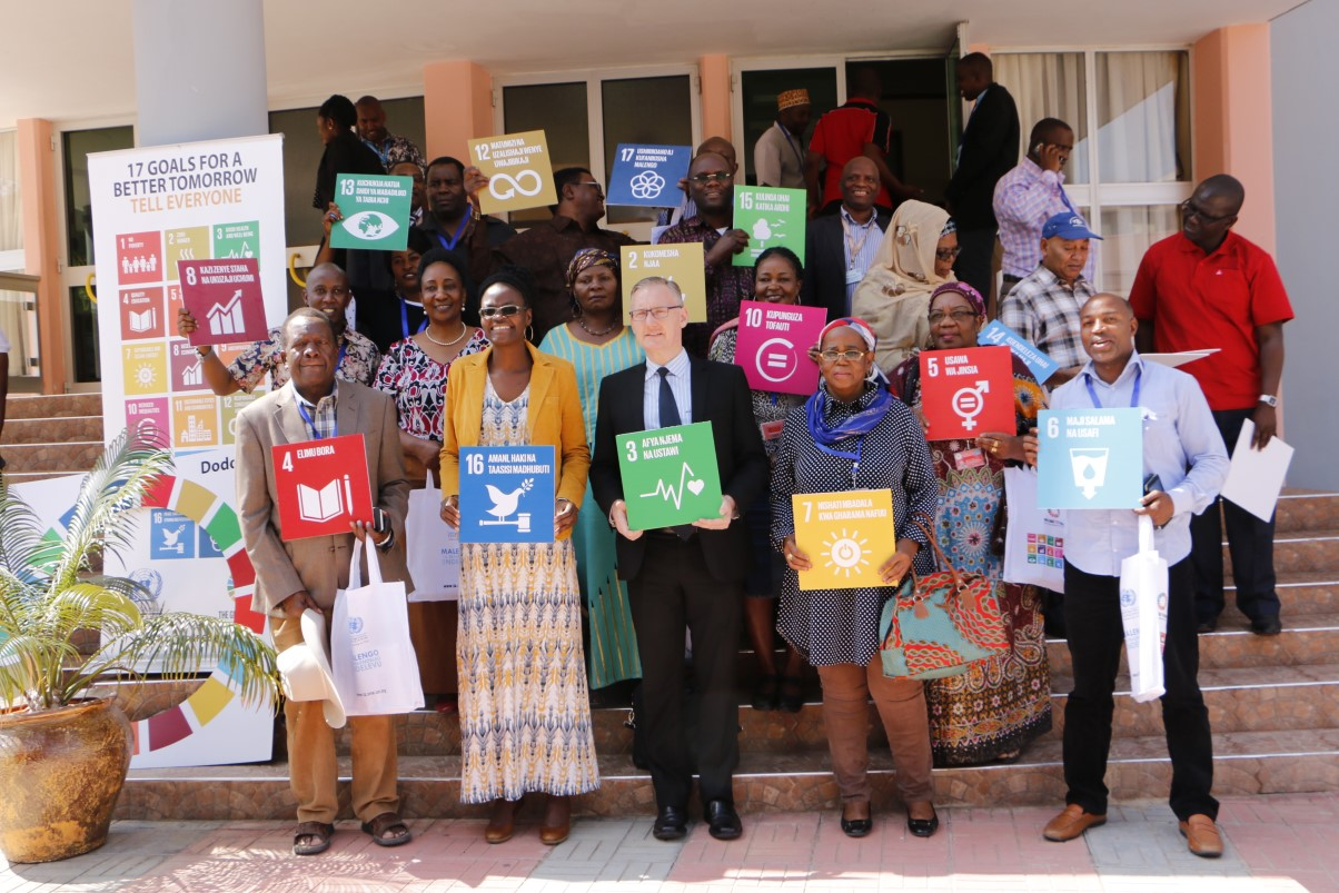 MPs and University of Dodoma Students Briefed on SDGs