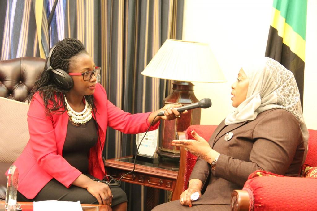 Tanzanian Journalist Wins Reham Al Farra Fellowship Award