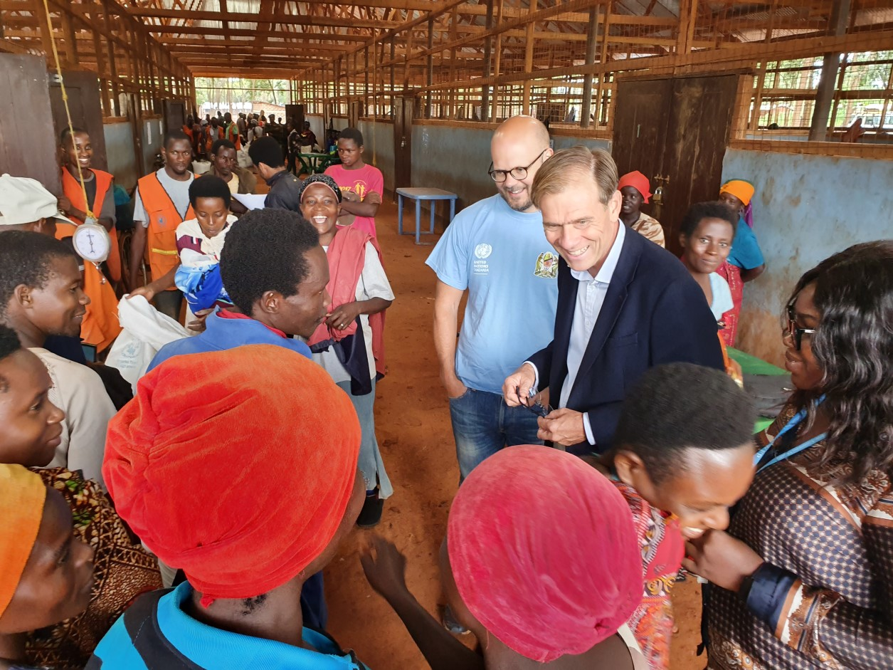 E-Journal - Sweden and UN Joint Field Visit - Kigoma