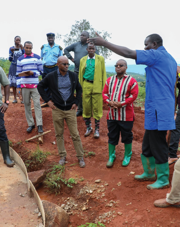 E-Journal - Kigoma Joint Programme Steering Committee Meeting & Field Visits