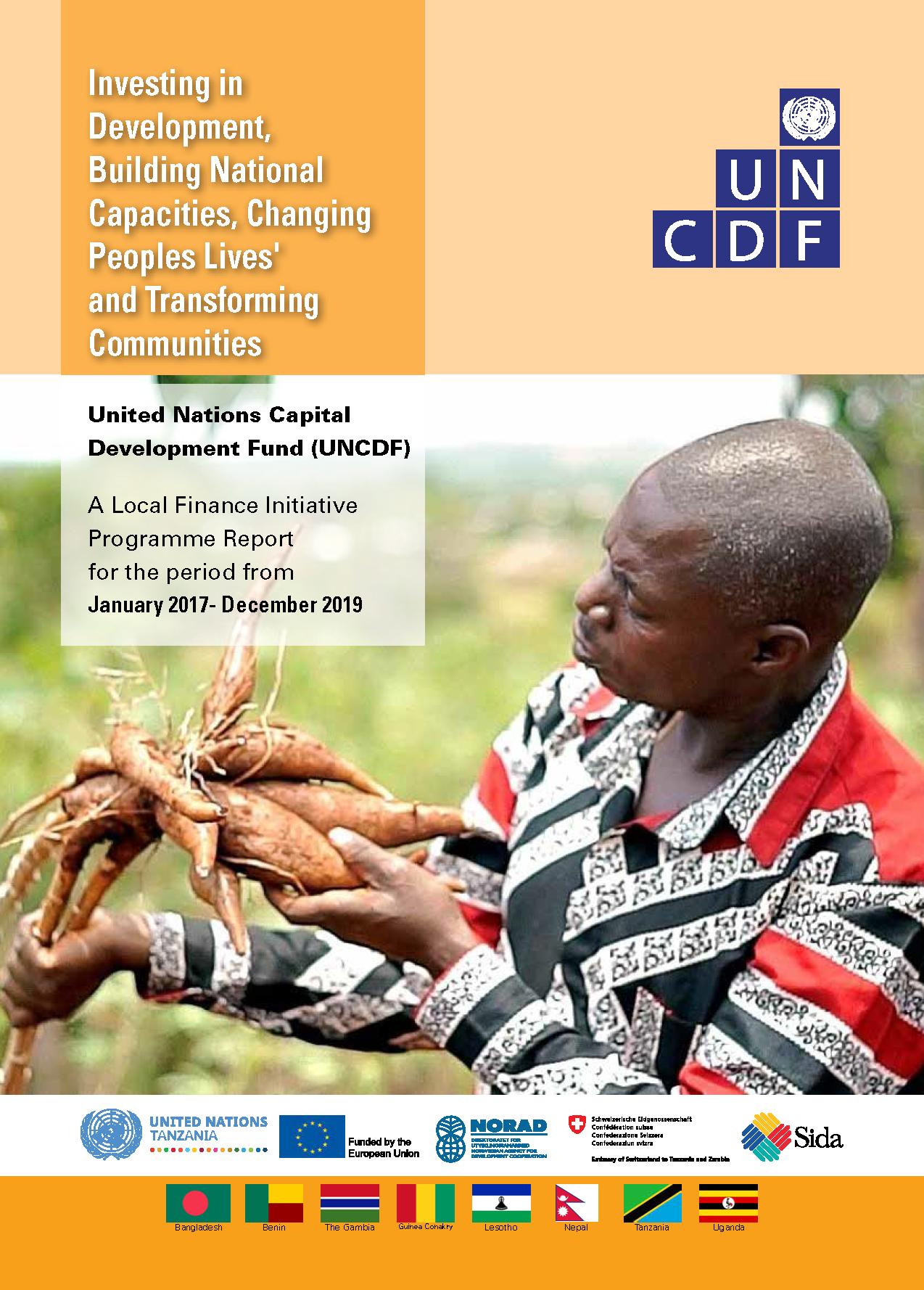 UNCDF Global LFI Report