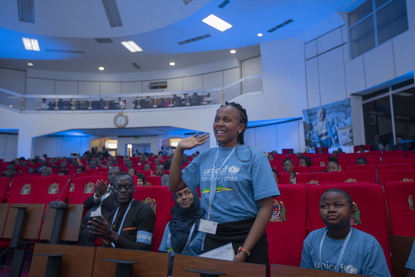 Young people advocate with MPs on their agenda for change