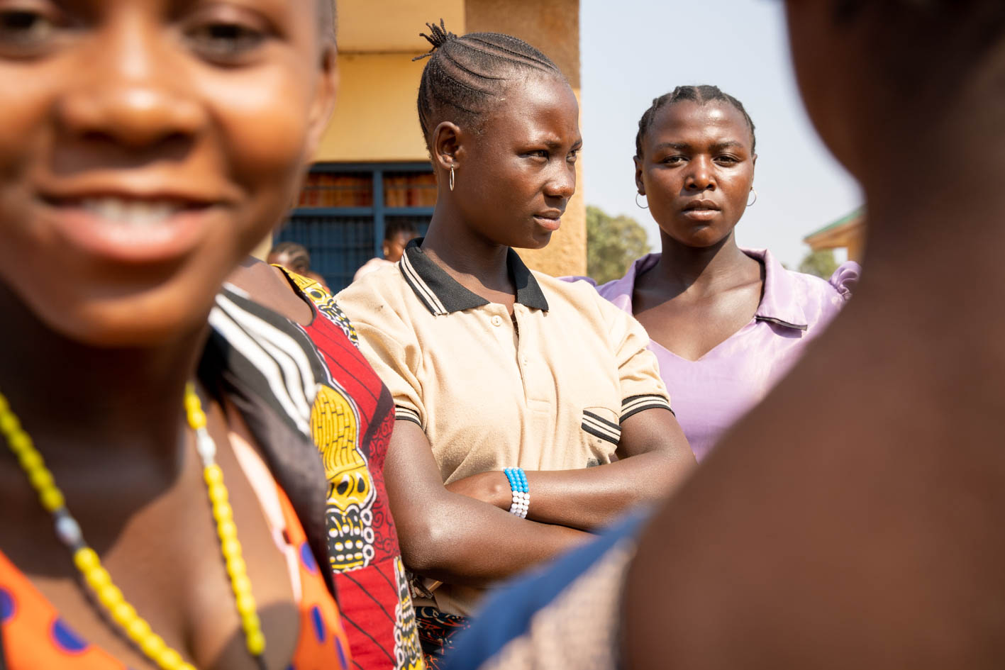 From commitment to action: Breaking down barriers to menstrual hygiene management in Kigoma