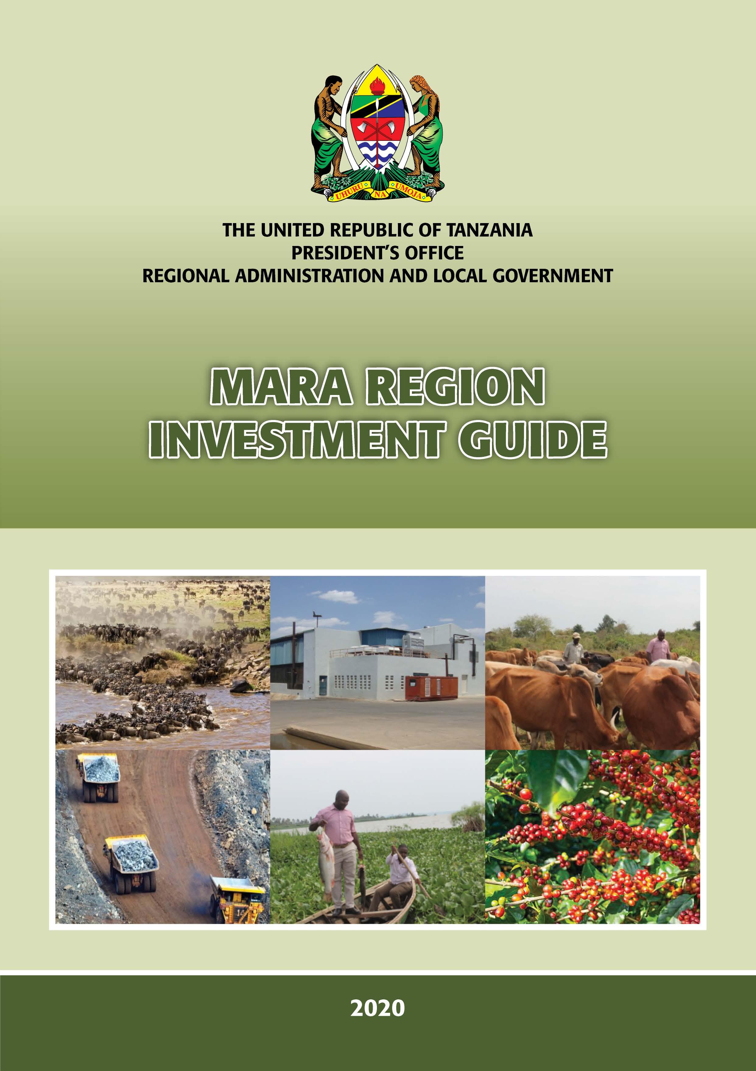 Mara Region Investment Guide