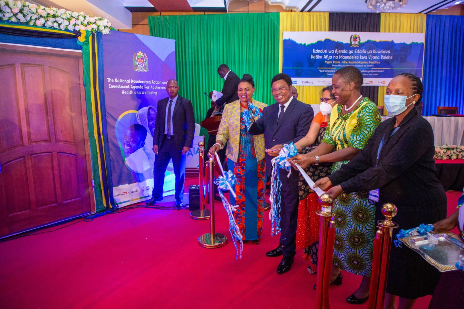Agenda for investing for Adolescent Health and Well Being launched