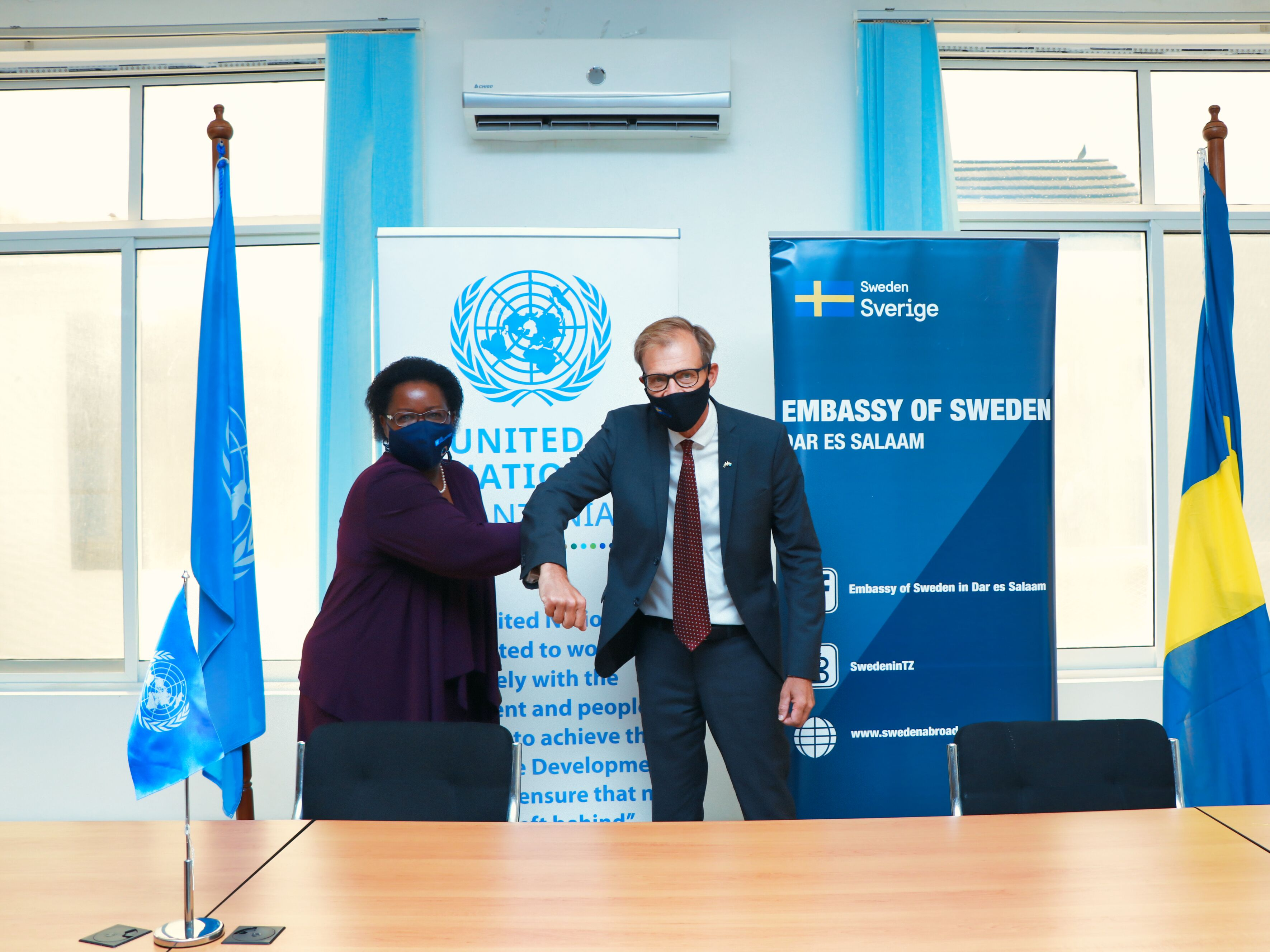Sweden gives UN extra USD 6.4 million for development activities in Tanzania