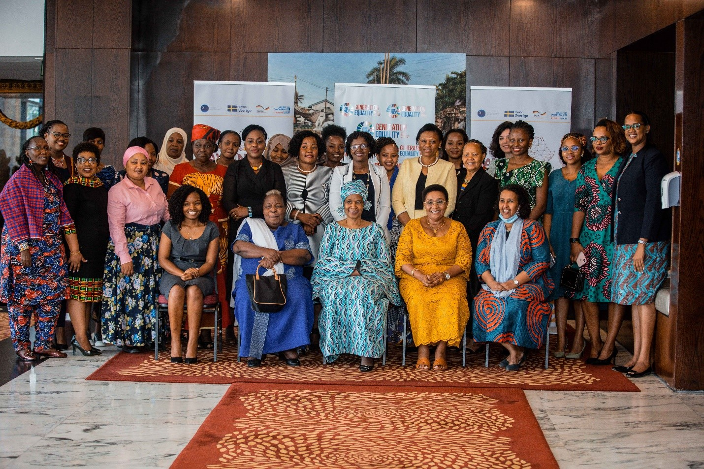 UN Women ED Takes Generation Equality  to Young Women Leaders in Tanzania