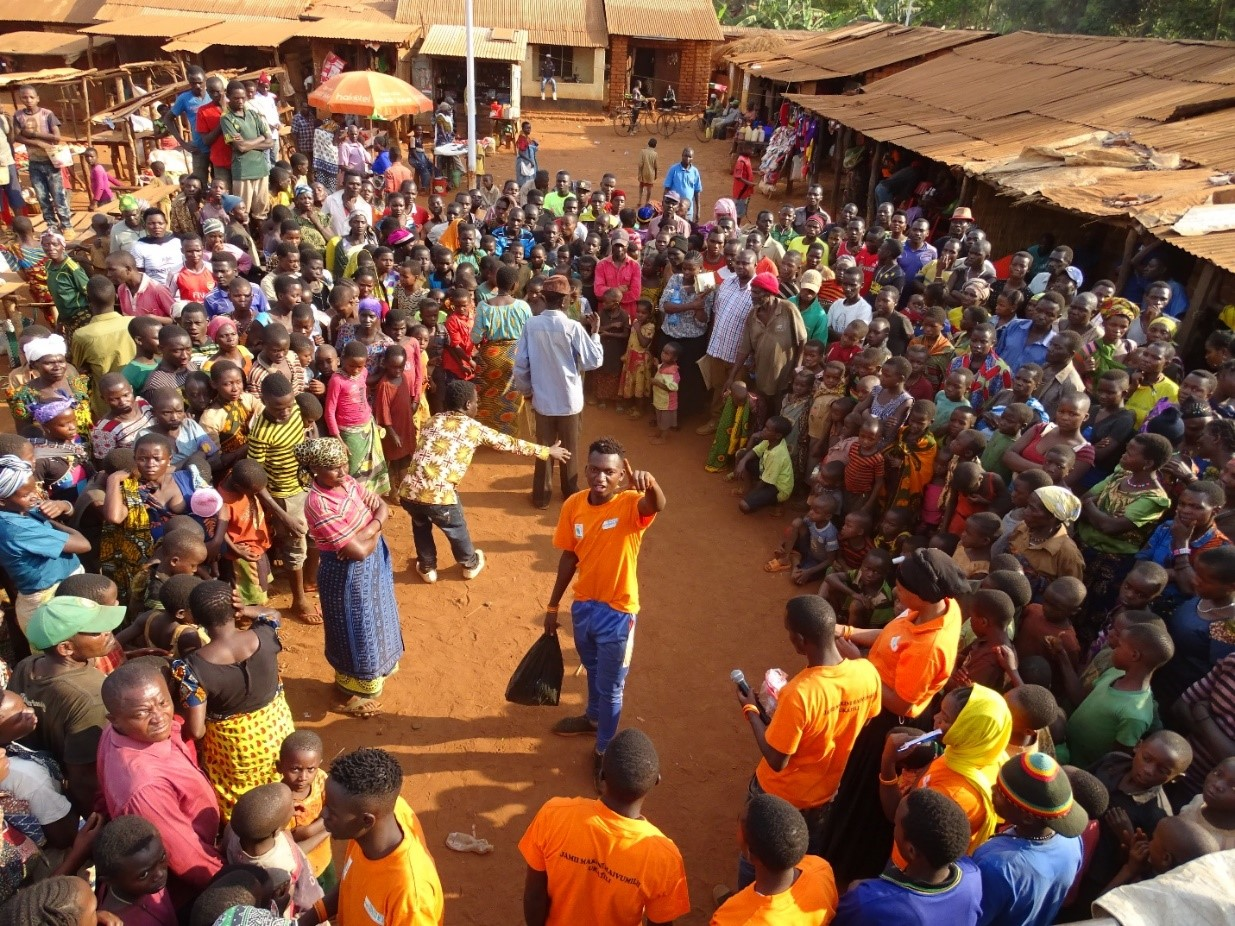 Enhancing Partnerships to End GBV in Kigoma
