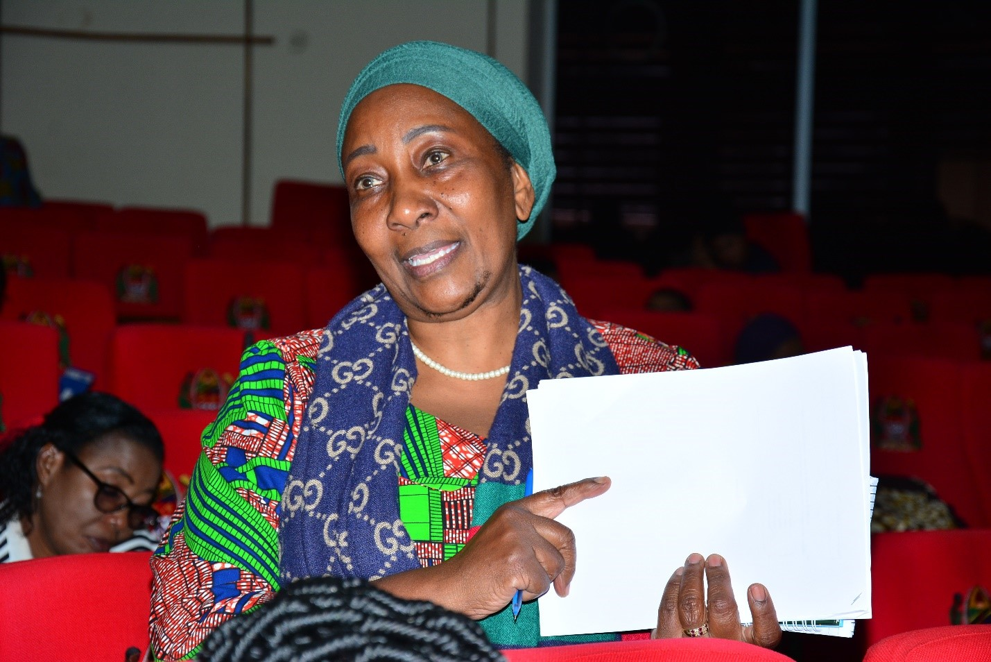 Partnerships with Women's Parliamentary Caucuses  Seek Transformative Changes on Gender Equality