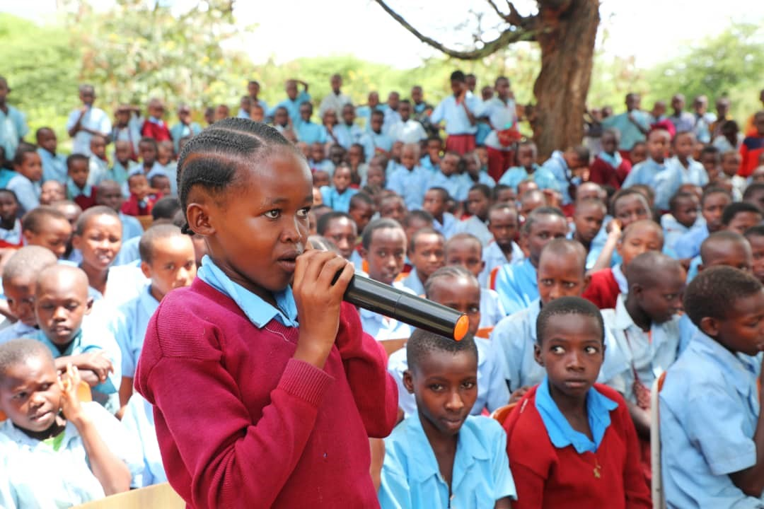 Girls in Tanzania need equal access to digital tools and information for an equal future