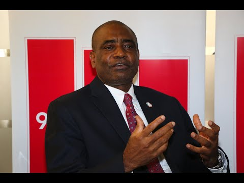 UN 75: Interview with Dr Leopold Zekeng, UNAIDS Country Director and Representative for Tanzania.