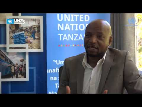 UN 75: Interview with Peter Malika,The head of UNCDF Tanzania.