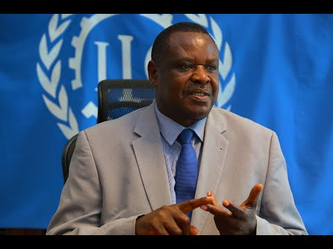UN 75: Interview with Wellington Chibebe, ILO Director for East Africa