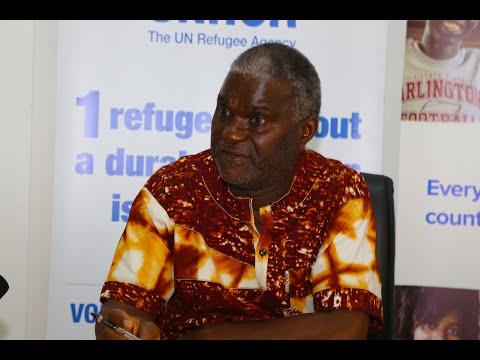 UN 75 : Interview with the UNHCR Country Representive for Tanzania Antonio José Canhandula.