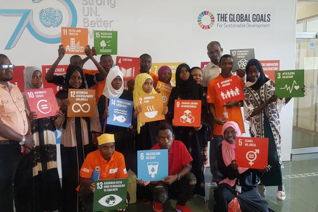 UNICEF_supported_an_SDGs_training