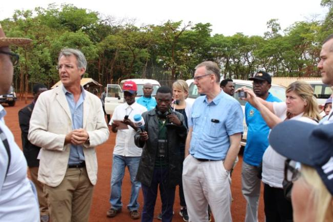 The Kigoma leg of the Nordic Mission