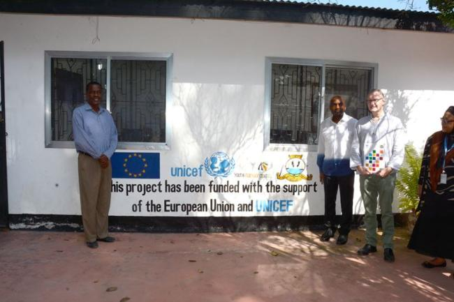 Water and Sanitation projects to 'Leave No one Behind'