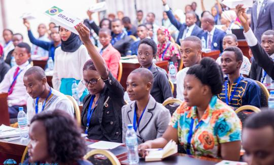 2019 Tanzania International Model United Nations (TIMUN)